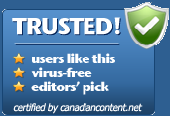 100% Clean certified from canadiancontent.net